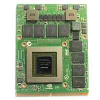 High Quality For NVIDIA Quadro K5000M N14E-Q5-A2 4GB Video Card for CLEVO P170HM P150HM
