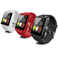 2014 New Bluetooth Smart Watch WristWatch Phone Mate For IOS S4 Android Cell Phone U8