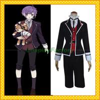 Free Shipping Custom Make Diabolik Lovers Cosplay Kanato Uniform Party Costume,2kg/pc