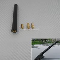 "4"" 10cm Short Screw Car Antenna Conversion Type Black For Toyota Matrix  2003-2010"