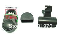 new 2014 free shipping Waterproof sea fishing rod alarm electronic alarm electronic bell sound and light alarm 2pcs/lot bait