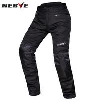 Nerve automobile race clothes trousers set motorcycle ride service off-road automobile race trousers knight pants Men