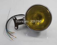 """5""""Chrome Motorcycle Head Light for Bobber Chopper Sportster Custom"""