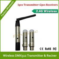 DHL  Free Shipping wireless dmx wireless dmx receiver for wireless dmx par