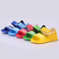 Promotional Children's fashion slippers Cute kids shoes