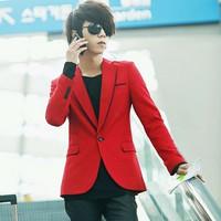 Male male 2014 blazer outerwear blazer x040 p85