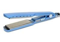 "Free Shipping Plancha 1 3/4"" Heat Plate Chapinha Professional Nano Titanium Flat Iron Straightening Irons for Hair Straighter"