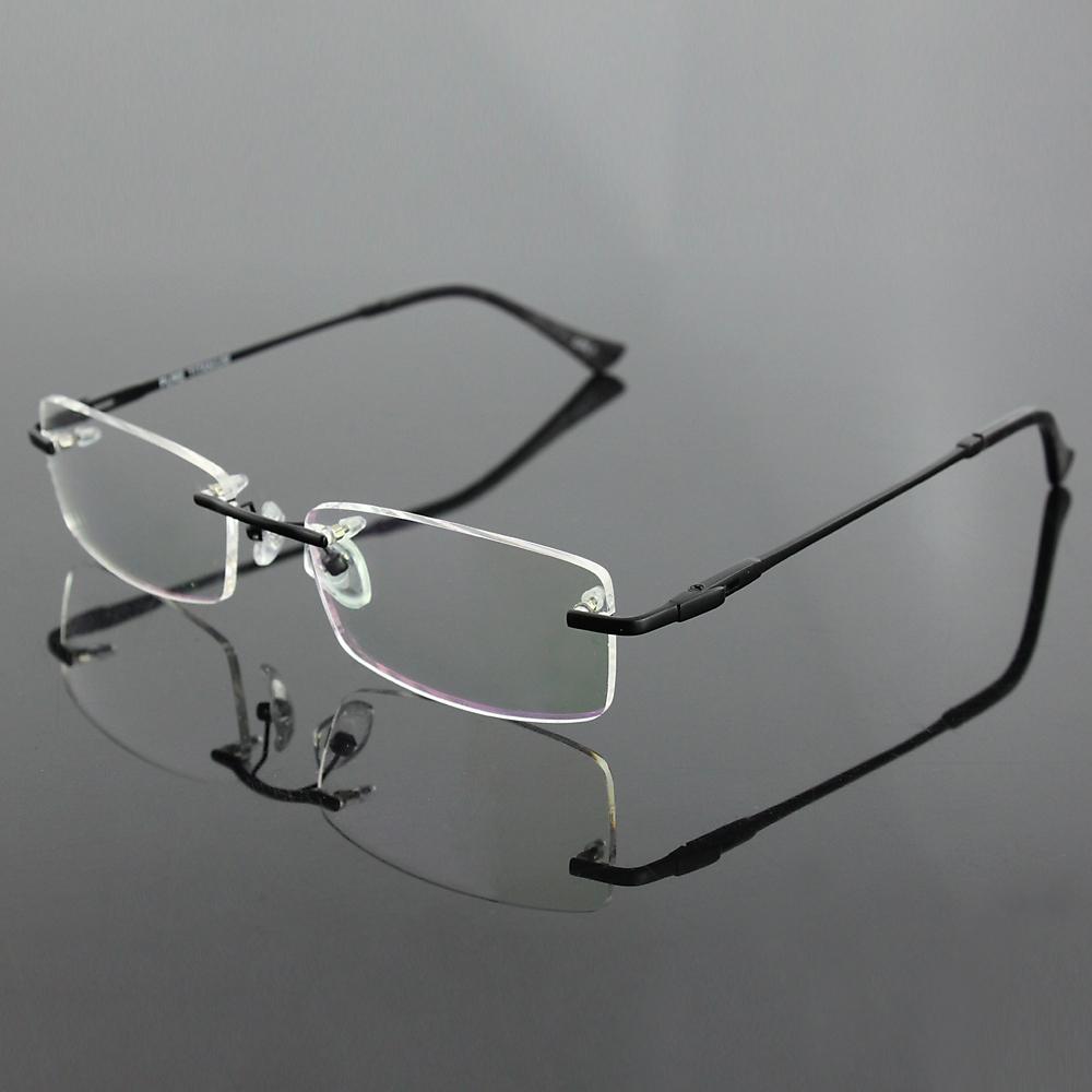 Frameless Glasses Images : Frameless Prescription Glasses images