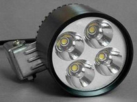 High quality 4*U2 Cree 30W 3000lumens waterproof motorcycle lights with free shipping