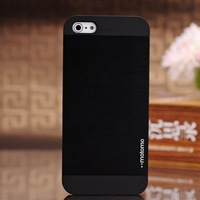 Luxury Fashion Motomo Metal Case for iphone 5C,Aluminum Hard Back Cover  for apple iphone 5C