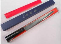 30cm raw fish knife / Sashimi knife / sashayed knife / sushi knife / cooking knife kitchen
