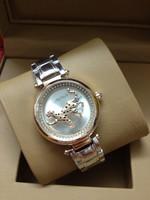 best geneva gold watches for women watches brand women watch bands, watches woman Brand Logo with big leopard