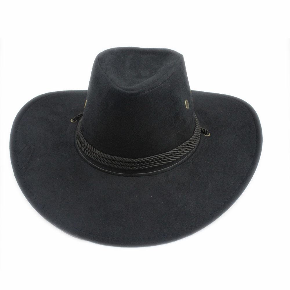 Мужская ковбойская шляпа E&M Fedora nd COWD