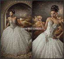 Short Wedding Dress Time-limited Seconds Kill Princess 2014 White/ivory Chiffon Bridal Gown Wedding Dress Custom Size 18 20+(China (Mainland))