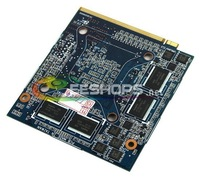 for Acer Aspire 5520 5720 5920 7520 7720 Laptop nVidia GeForce 9650 9650M GT MXM II DDR2 1GB VGA Graphic Card New Free Shipping