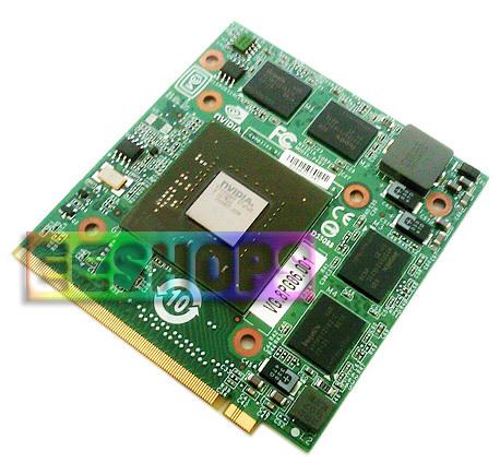 Cheap for Acer Aspire 4520 5520 5920 7720 6930 Laptop VGA Graphics Video Card nVidia GeForce GF 8600 8600M GT DDR2 256MB MXM II(Hong Kong)