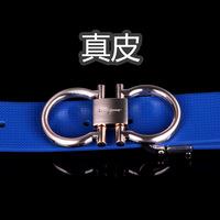 Hot sale fashion brand genuine leather casual women/men belt style Korean lady/gentlemen belt classic design buckle unisex belts