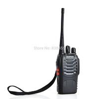 BAOFENG BF-888S UHF FM Transceiver High Illumination Flashlight Walkie Talkie