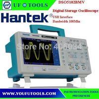 Hantek DSO5102BMV LCD Deep Memory 100MHz Bandwidths Digital Storage Oscilloscope