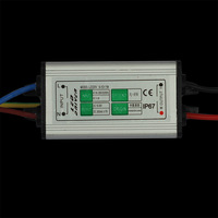 2014 new arrival led power supply;AC85-265V input; DC18-36V/10W output;IP68;led constant current Driver