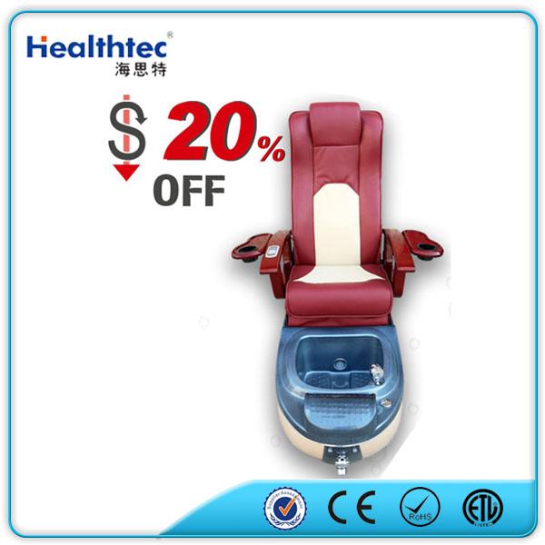 ON SALE!!! Shiatsu Massage Pipeless nail salon spa massage chair(China (Mainland))