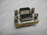 VGA SVGA HD15 Pin Slimline Gender Changer Charger Adapter F/F Female to Female Buy 2 Get 1 Free