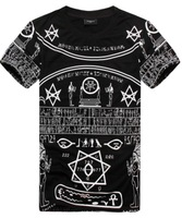 New 2014 Givency Brand Slim Fit Men's Fashion t-shirt Graphic Print Men Casual Tee Shirts Summer Clothing