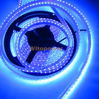 3528 UV LED strip Ultraviolet 400nm 5M 600leds Light Waterproof IP68 Underwater
