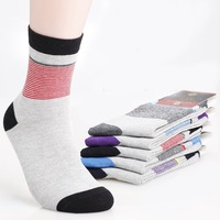 Wholesale Genuine Cotton Sports Men Socks Casual men sock Polo Casual Brand Socks for men Free Shipping! (20 pieces = 10 pairs)