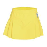 Cheap summer sport short skirt fitness women girl sports tennis ball skirt bust skirt culottes with underwear