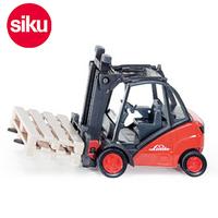 Siku lift forklift u1722 engineering car toy alloy model decoration