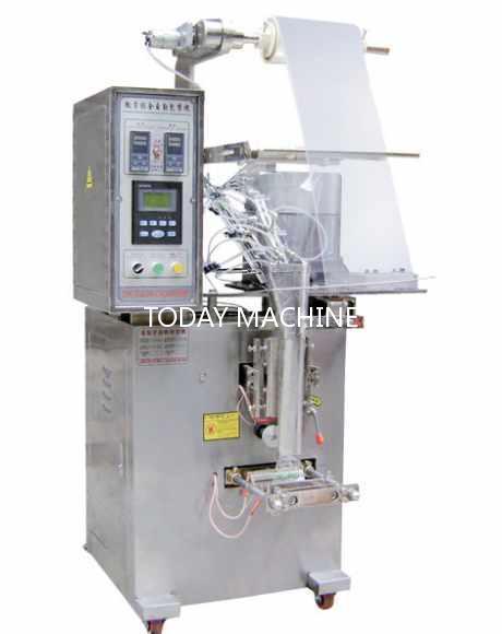 0 - 100 g 0 - 4 oz strip & produto a granel forma saco de enchimento máquina de selo de enchimento com vibração bandeja(China (Mainland))