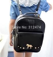 Women's backpack school bag free shipping