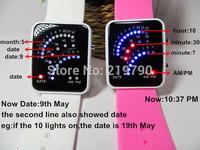 Silicone Rubber Jelly Unisex Mens Womens Boys Girls Sports Bracelet Wrist Watches women dress watch 10pcs DHL free shipping