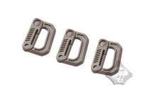 FMA Type D quick hook small DE tb866