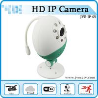 Portable Wireless Video/Audio Baby Monitor IR Night Vision WIFI IP Camera 720P Audio baby monitor Two way audio Free Shipping
