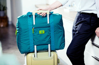 Large Capacity waterproof travel storage organizers Nylon three colors Chosen Portable Travel accessories Bags