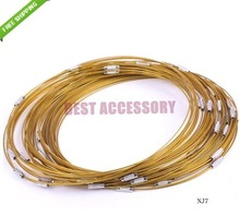 wholesale wire necklace