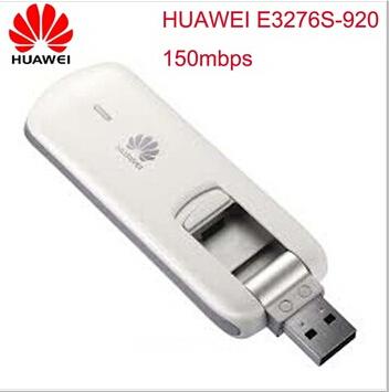 Unlocked Huawei E3276s-920 E3276 4G LTE TDD 2300/2600MHz Wireless Modem 3G HSPA+ WCDMA UMTS SIM Card USB Dongle(China (Mainland))