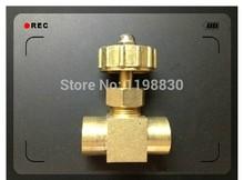 "Brass screw 1/4"" BSPP Threaded Needle Valve  (China (Mainland))"