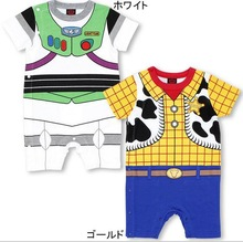 hot sale 2014 new summer baby clothes boys girls short sleeves bodysuit baby jumpsuit(China (Mainland))