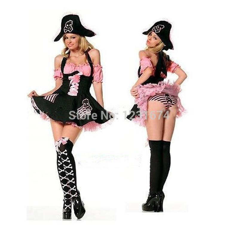 Pink Pirate Halloween Costume Pink Pirate Costume Halloween