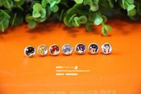 New Kuroko's Basketball Clip Earrings Ear Ring  Kuroko Tetsuya Kagami Taiga Kise Ryota 14 different style  Free Shipping