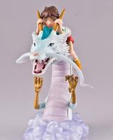 Hayao Miyazaki Spirited Away PVC Action Figure Collectible Model Toy