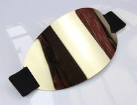 Fashion 2014 Elastic Cummerbund Gold Metal Plate Female Wide Belt for Women Ceinture Metalic Cinturones Mujer Accessories