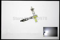 Free Shipping 2 Pcs 10W Bright Xenon White H1 COB LED Fog Daytime DRL Light Lamp bulb HeadLight Parking Low High Beam Lamp