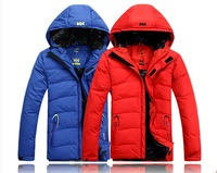 New 2014 Brand autumn winter Outdoor light male thickening thermal down coat outerwear men duck down jacket parka