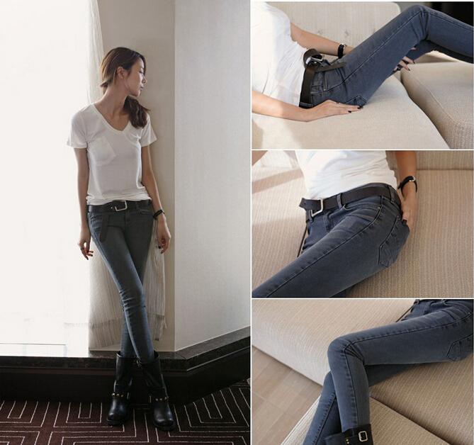 Женские джинсы  043