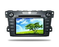 """YOKOTRON"" 7"" Touch TFT Car Radio  DVD Player for Mazda CX-7 +Ipod+GPS"