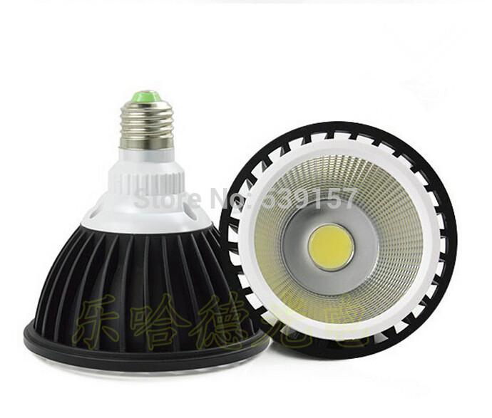 Free Shipping High quality COB 18W E27 LED PAR38 Parlight, light lamp,Spotlight AC100-240V(China (Mainland))